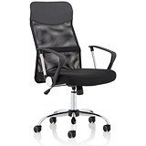 Vegalite Executive Mesh Chair - Black