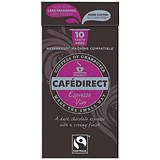 Image of Cafedirect Nespresso Compatible Coffee Pods / Vivo / Pack of 100