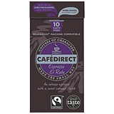 Image of Cafedirect Nespresso Compatible Coffee Pods / El Reto / Pack of 100