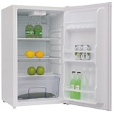 Image of White Larder Fridge 112 Litre Capacity