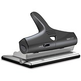 Image of Rapesco 95 Adjustable Heavy Duty Punch for 2, 3 and 4 Holes
