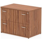 Image of Impulse 2-Drawer Side Filer - Walnut