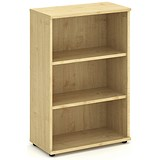 Image of Impulse Medium Bookcase - Maple