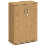 Image of Impulse Medium Cupboard - Oak