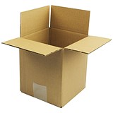 Single Wall Packing Carton / 152x152x178mm / Pack of 25