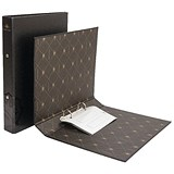 Image of Concord Noir Ring Binder / A4 / Black / Pack of 10