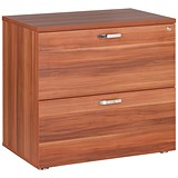 Image of Avior 2-Drawer Side Filer - Cherry