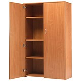 Image of Jemini Intro Tall Cupboard - Beech