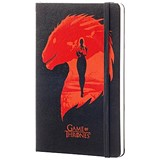 Image of Moleskine Game of Thrones Notebook / 192 Pages / Large / Plain / Black