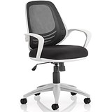 Atom Operator Chair - Black