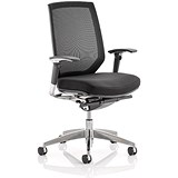 Image of Midas Operator Chair - Black