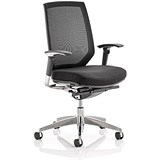 Image of Midas Operator Chair / Black / Built