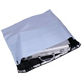 Image of Postsafe DX Waterproof Envelopes / 430x400mm / Opaque Grey / Pack of 100