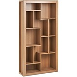 Image of Rio Home Office Bookcase - Oak