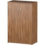 Image of Impulse Medium Cupboard - Walnut