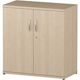Image of Impulse Low Cupboard - Maple