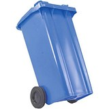 Image of Wheelie Bin / 360 Litre / Blue