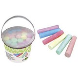 Image of Pavement Chalks Drum / Assorted / Pack of 20