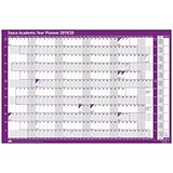 Sasco 2019-2020 Academic Year Planner / Mounted / 915x610mm