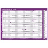 Sasco 2019-2020 Academic Year Planner / Unmounted / 915x610mm