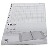 Image of Twinlock V4 Variform Sheets / 4 Cash Columns / Ref: 75930 / Pack of 75