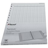 Image of Twinlock V4 Variform Sheets / 7 Cash Columns / Ref: 75933 / Pack of 75
