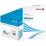 Image of Xerox A4 Business Multifunctional Paper / White / 80gsm / Box (5 x 500 Sheets)