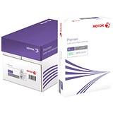 Image of Xerox A4 Premier Paper / White / 160gsm / Box (5 x 250 Sheets)