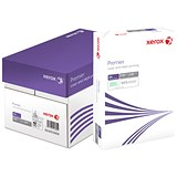 Image of Xerox A4 Premier Paper / White / 100gsm / Box (5 x 500 Sheets)