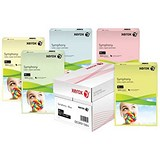 Image of Xerox Symphony Deep Tints Paper / A4 / 80gsm / Rainbow Paper / Box (5 x 500 Sheets)