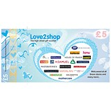 Image of £5 High Street Gift Voucher