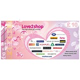 Image of £10 High Street Gift Voucher