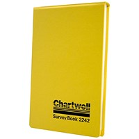 Chartwell Dimension Survey Book, 106x165mm, Weather Resistant, 80 Leaf