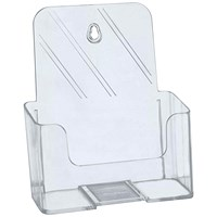 Standard Rigid Literature Holder, A5, Clear
