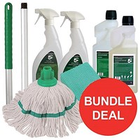 5 Star Kitchen Cleaning Bundle