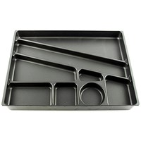 Durable Catch All Insert Drawer - Black