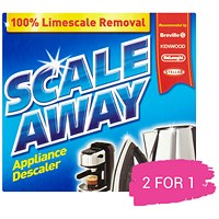 Scaleaway De-Scaler, 4x75g, Buy 1 Box Get 1 Free