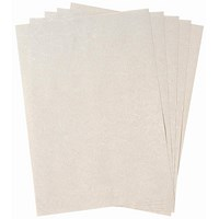 A4 Parchment Paper, Warm Grey, 95gsm, 100 Sheets
