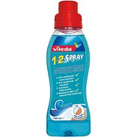 Vileda Cleaning Solution Refill for 1-2 Spray & Clean Mop System