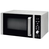 5 Star Microwave Combination Oven and Grill, 900W, 30 Litre, Black