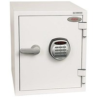 Phoenix Titan II Safe for Media 60mins Electronic Lock 36kg 25 Litre Ref FS1282E