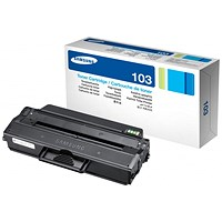 Samsung MLT-D103S Black Laser Toner Cartridge