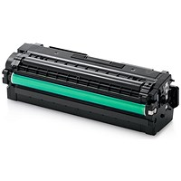 Samsung CLT-C506L High Yield Cyan Laser Toner Cartridge