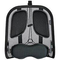 Fellowes Professional Padded Mesh Back Support
