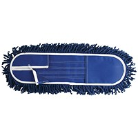 Bentley Dustbeater Replacement Head, 60cm, Blue