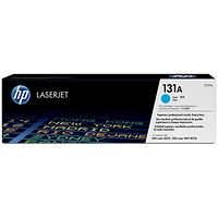 HP 131A Cyan Laser Toner Cartridge