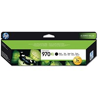 HP 970XL High Yield Black Ink Cartridge