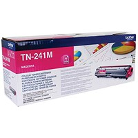 Brother TN241M Magenta Laser Toner Cartridge