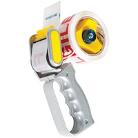 Tape Dispenser Heavy Duty Hand Held Ergonomic for 50mm Tapes