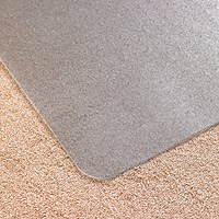 Cleartex Advantagemat, Chair Mat For Carpet Protection, 1200x900mm